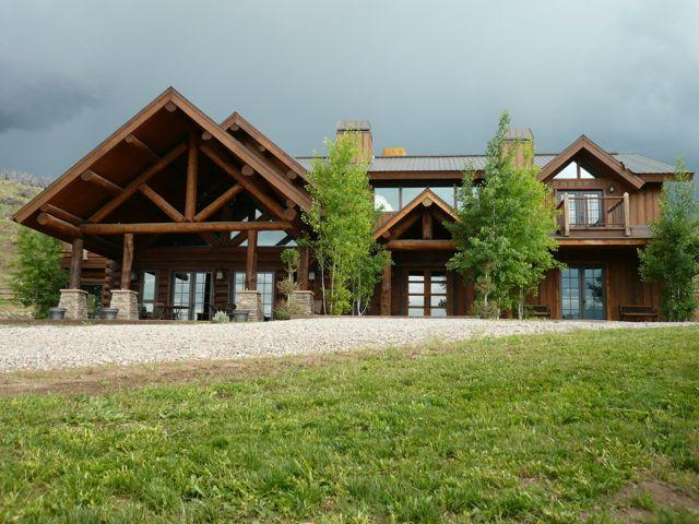 The Lodge at Spruce Creek - All Inclusive Private Contemporary Lodge 160 Acres - Rifle - rentals