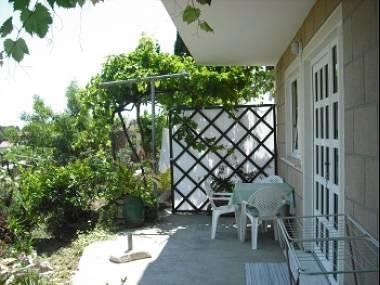 A1(2+2): terrace - 5168 A1(2+2) - Banjol - Banjol - rentals