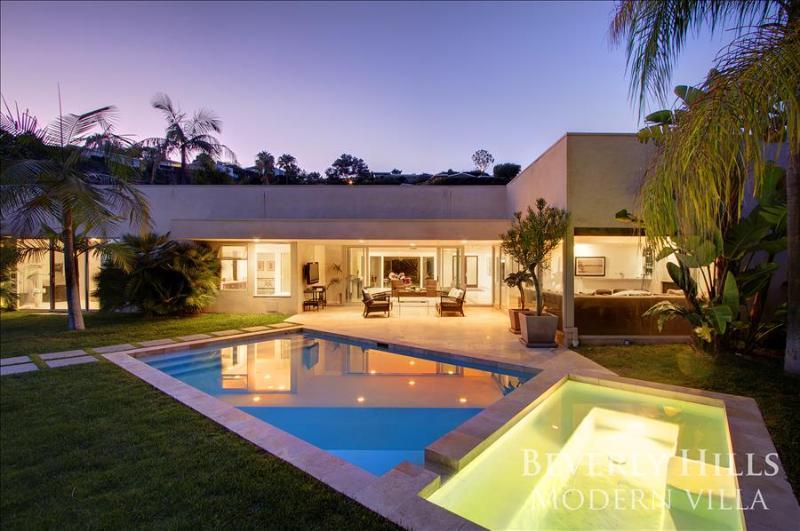 Beverly Hills Modern Villa - Image 1 - Beverly Hills - rentals