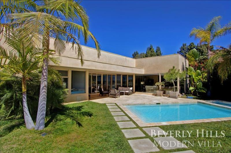 Beverly Hills Modern Compound - Image 1 - Beverly Hills - rentals