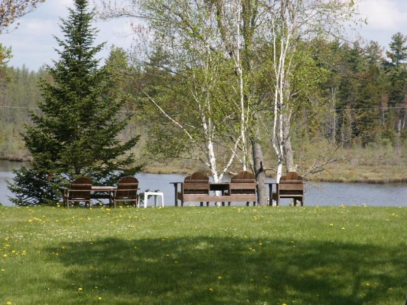 Lakefront Condo on Mirror Lake - Image 1 - Whitefield - rentals