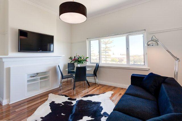 Living area - Cottesloe Beach House Stays - Beach Deluxe - Perth - rentals