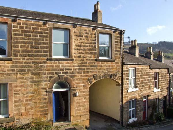 THE OLD POLICE HOUSE, family accommodation, with four bedrooms, two bathrooms, and a sitting room in Matlock Bath, Ref 9254 - Image 1 - Matlock Bath - rentals