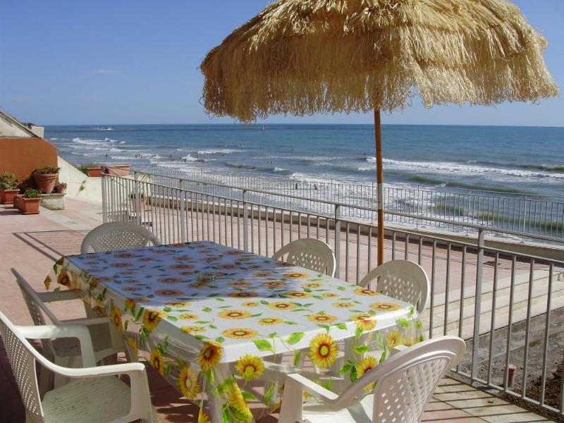View from the terrace - Casa Marysol - Anzio - rentals