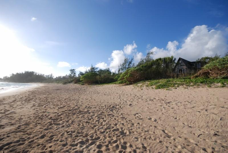 Our Beach - Malaekahana Beachfront Estate: 1.5 Acres w Hot Tub - Kahuku - rentals