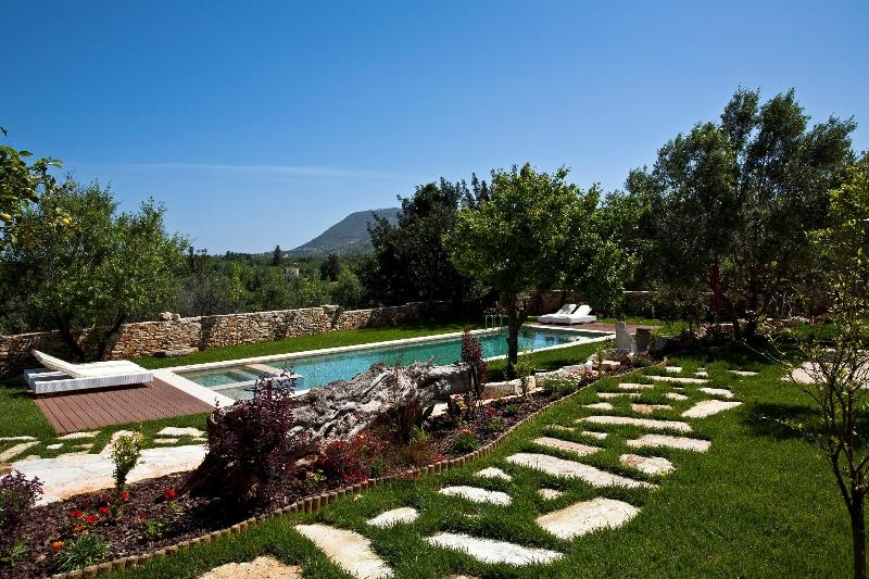 Villa Olive Villa in Crete for rent, holiday villa Crete chania, Villa with - Image 1 - Gavalohori - rentals