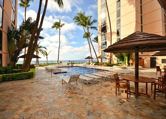 Aston Mahana Resort Beautiful Condo!! - Image 1 - Lahaina - rentals
