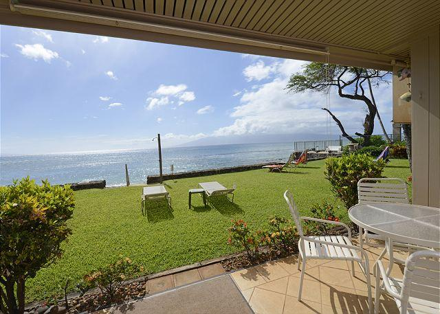 Quiet Quaint Property! The Water is 20ft Away!! - Image 1 - Lahaina - rentals