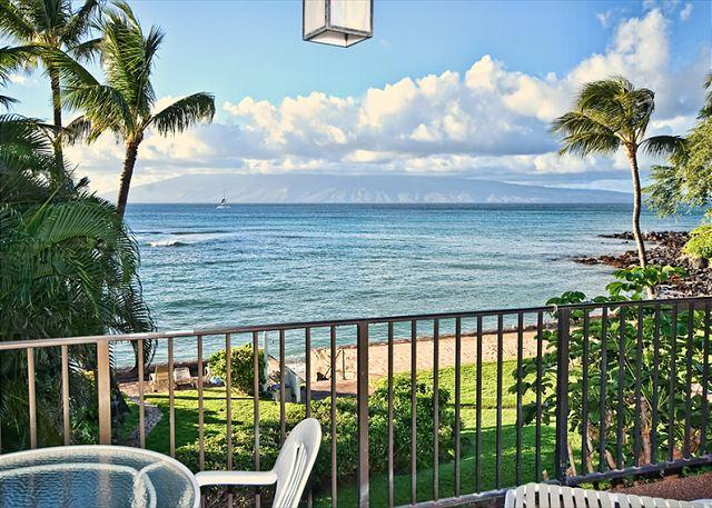 Direct Oceanfront Condo...Perfect - Image 1 - Lahaina - rentals