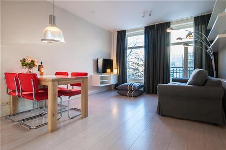 Dapper Market Apartment 2 - Image 1 - Amsterdam - rentals
