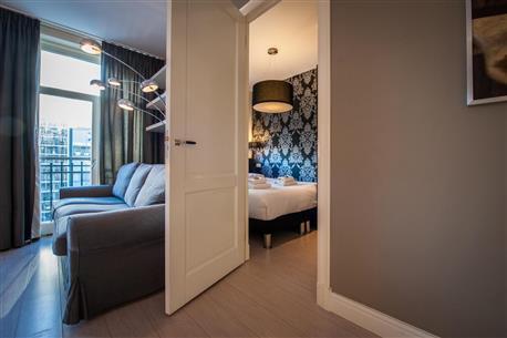 Dapper Market Apartment 10 - Image 1 - Amsterdam - rentals