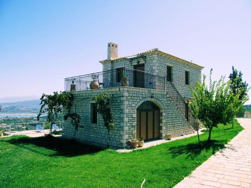 Villas Panorama Traditional Stone Villa - Image 1 - Lefkas - rentals