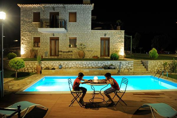 Villas Panorama Traditional Stone Villa - Image 1 - Lefkada Town - rentals
