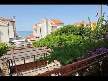 A1(3+1): terrace view - 5170 A1(3+1) - Podstrana - Podstrana - rentals
