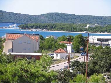 A3(2+3): terrace view - 5195 A3(2+3) - Brodarica - Brodarica - rentals