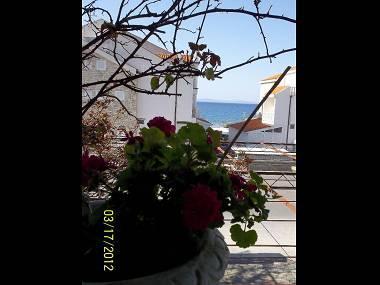 A3(2): terrace view - 5170 A3(2) - Podstrana - Podstrana - rentals