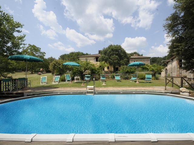 Podere Montagnola - Villa Padronale - Image 1 - Sovicille - rentals