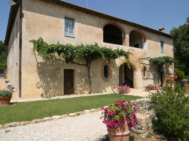 Podere Montagnola - Casa Gaia - Image 1 - Sovicille - rentals