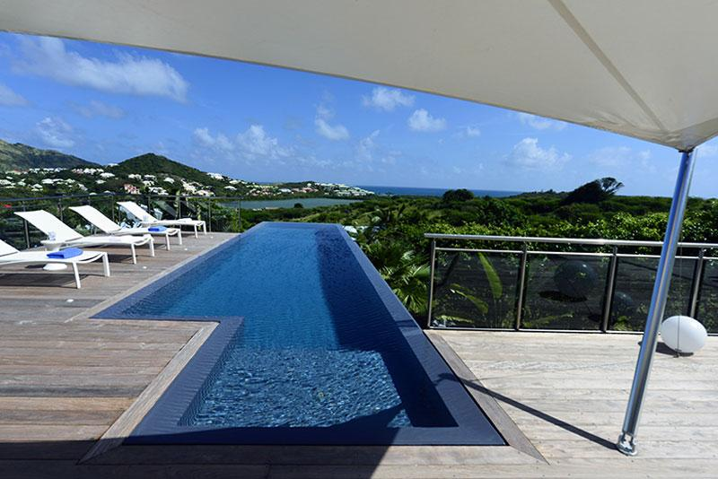 Discovery at Mont Vernon, Saint Maarten - Ocean View, Pool. Contemporary Style - Image 1 - Orient Bay - rentals