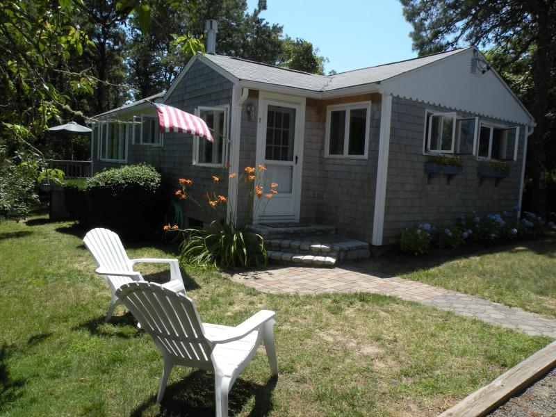 Classic Cape Cod Cottage - Classic, Quiet,  Private Dennisport Cottage - Dennis Port - rentals