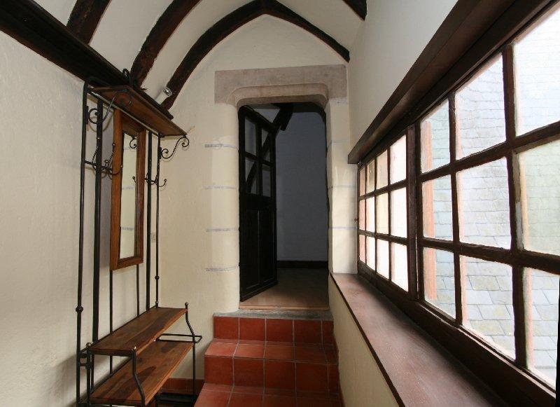 Entrance - Grenier de Vareilles - Blois - rentals