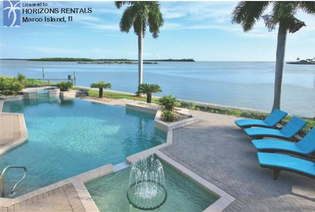 Imagine relaxing poolside - 1351 Caxambas Ct - Marco Island - rentals