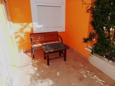 A3(2+2): garden terrace - 5141  A3(2+2) - Okrug Gornji - Okrug Gornji - rentals