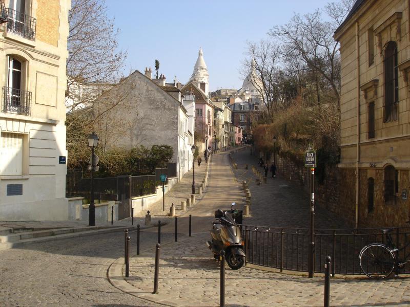 Montmartre, cosy and charming apartment - Image 1 - Paris - rentals