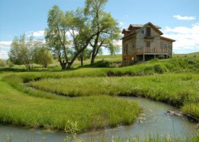 Ten Mile Creek Cabin - Image 1 - Big Timber - rentals