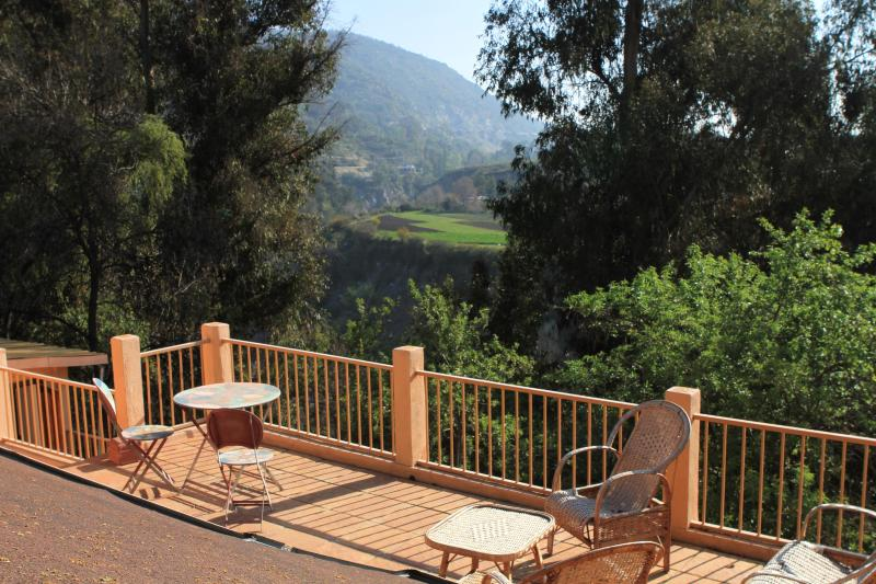 Maipo River View From Sunset Terrace - Oasis in Maipo Wine Region 30 Miles from Santiago - Santiago - rentals