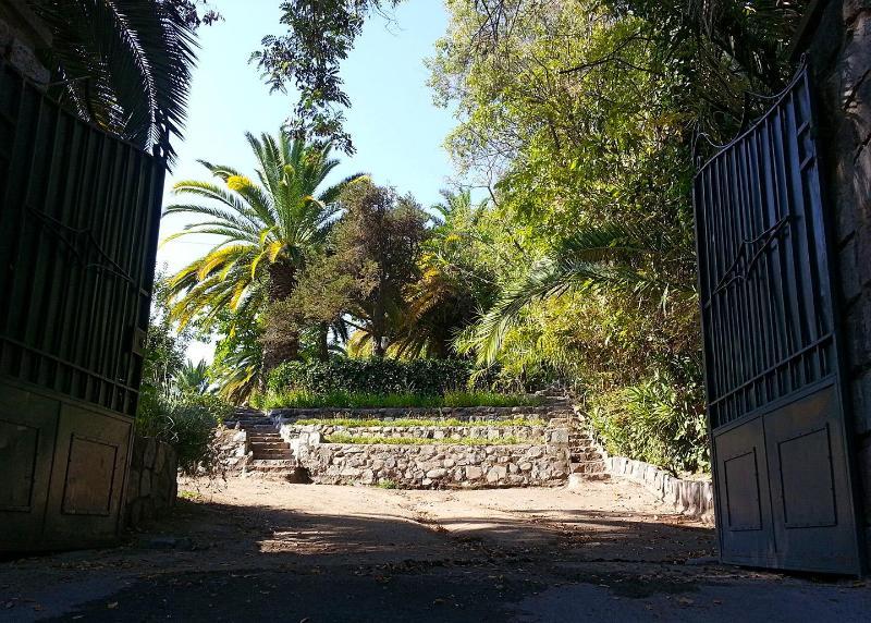 Villa Entrance  - Glorious Villa in Santiago Metro Region - Pirque - Santiago - rentals