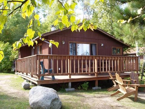 Cedar, Two Bedroom Cabin - Image 1 - Ely - rentals