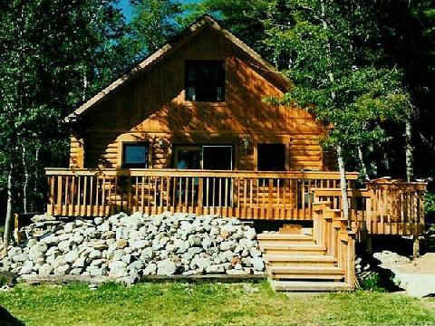 ASPEN LOG CABIN - Winterized, Deluxe - Image 1 - Ely - rentals