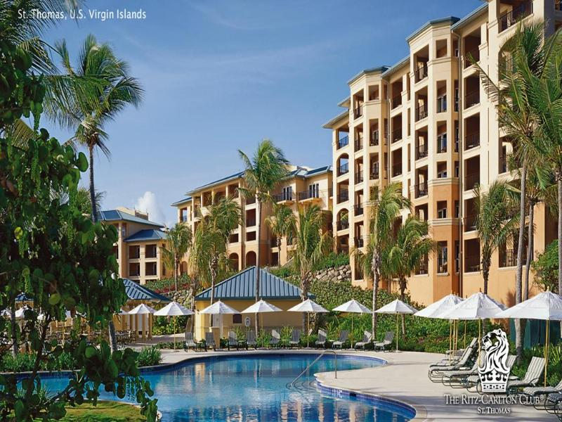 Ritz Carlton - 3 BR *Lots of 2016 Availability* - Image 1 - Saint Thomas - rentals