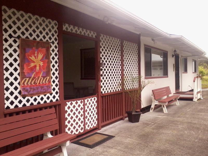 Aloha &  Welcome to Halia's Hideaway :) - Volcanoes hidden gem! Halias Hideaway ~No fees! - Volcano - rentals