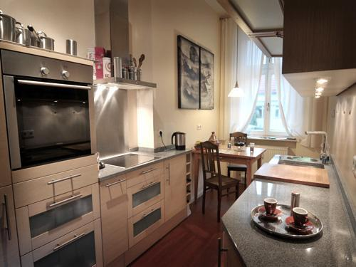 Kitchen with small dining area - no - Prenzlau - rentals