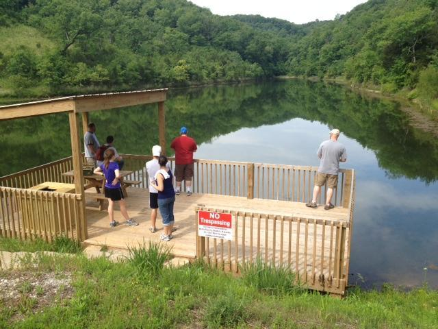 Wow!  This is yours to enjoy while you stay with us! - Secluded, Private Lake,  Trails, 1 mile to SDC - Branson - rentals