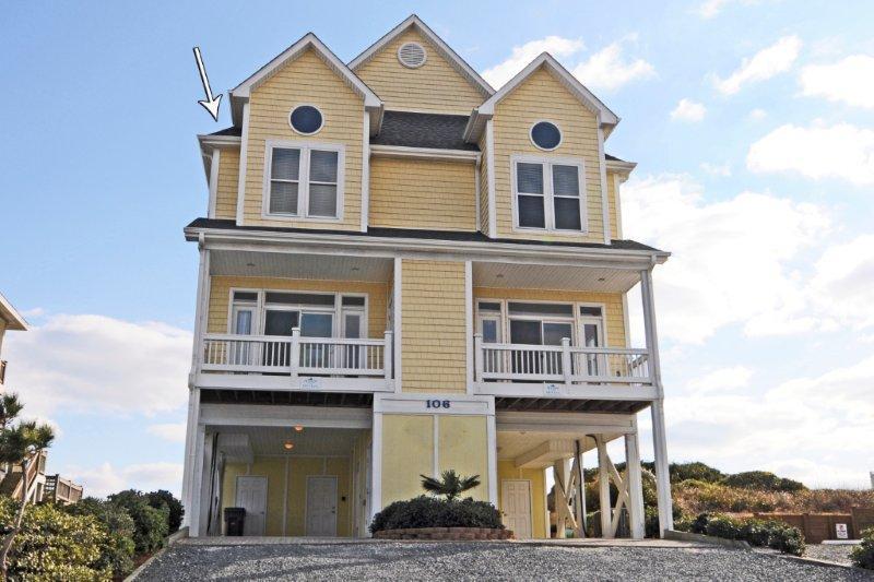 106-A S Shore Dr - S. Shore Drive 106A Oceanfront! | Hot Tub, Elevator, Internet - Surf City - rentals