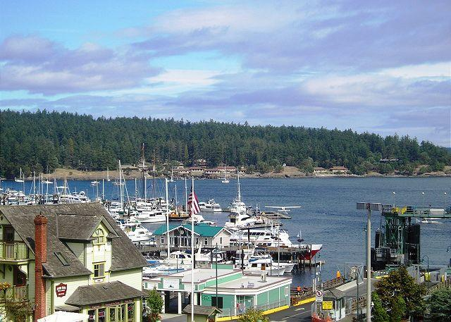 Harbor View Condo in the Heart of Town! (Churchill Plaza #1) - Image 1 - Friday Harbor - rentals
