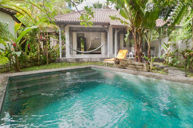 'PONDOK MAYA' - Romantic Cottage With Private Saltwater Pool - Ubud - rentals