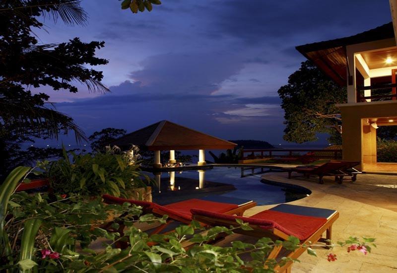 Night View of Baan Chill Kata - Baan Chill Kata - Karon - rentals