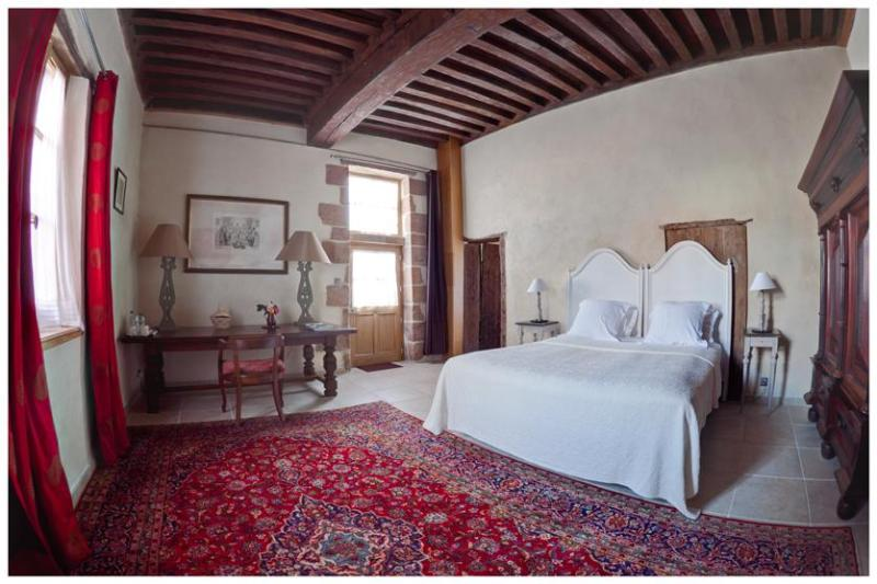 Brasdefer room - Charm, history and swimming-pool! - Allier - rentals