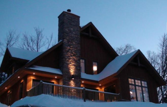A stunning retreat all year round - Boreale - a secret waiting to be discovered! - Quebec - rentals