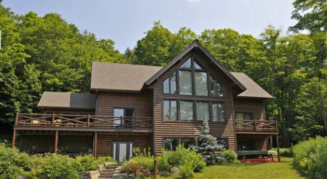Very private mountain-side setting - Côte Choisie - Lac-Superieur - rentals
