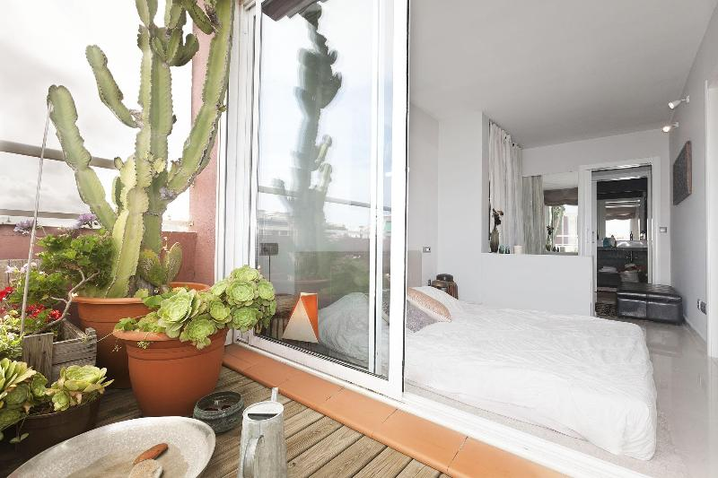 Be Barcelona - Marina beach with terrace 1 - Be Barcelona Marina beach cactus terrace, up to 4! - Barcelona - rentals