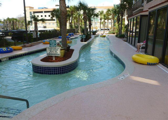 Nice Family Friendly Oceanfront Property with Pool and Balcony - Myrtle Beach SC - Image 1 - Myrtle Beach - rentals