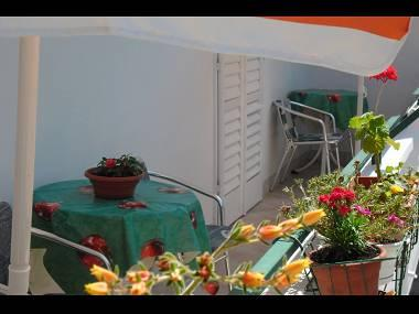 A1(5+1): balcony - 5229 A1(5+1) - Makarska - Makarska - rentals