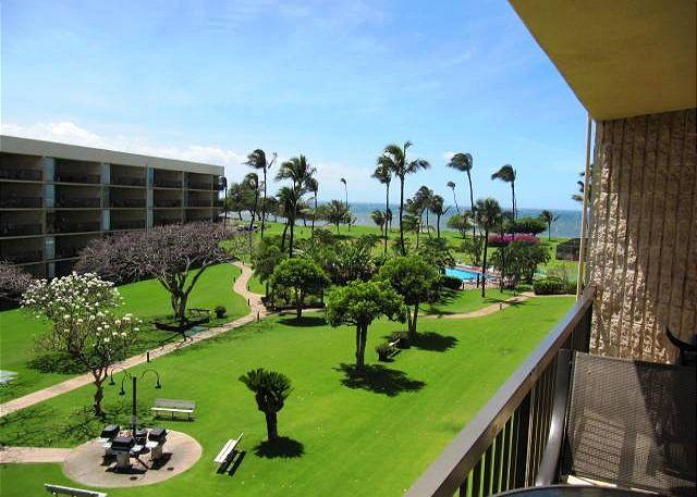 Maui Sunset 408A ~ 2 Bedroom 2 Bath Ocean View, Perfect for Families - Image 1 - Kihei - rentals
