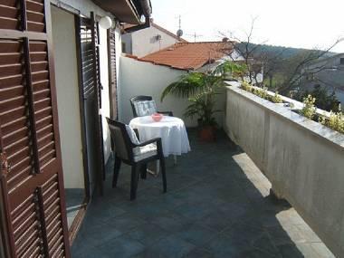 Crveni(4+1): terrace - 5246 Crveni(4+1) - Stinjan - Pula - rentals