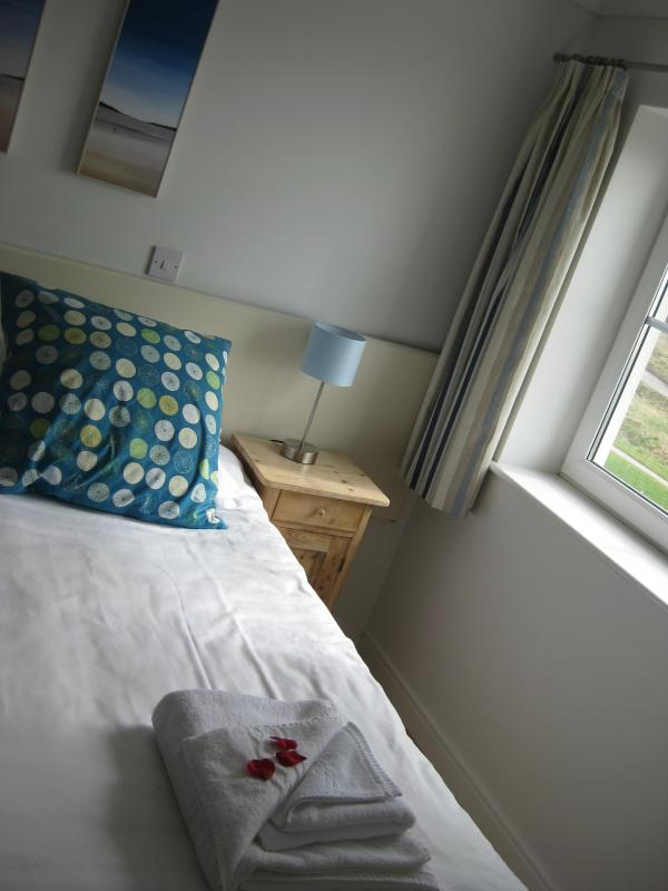 Master Bedroom - Waves 17 Watergate Bay - 4* apartment - Newquay - rentals